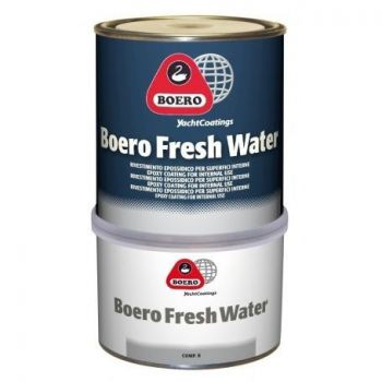 Boero Fresh Water coating, white, set 2,5 liter