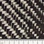 Carbonweefsel, recht geweven, 1 m2,  200 gr/m2