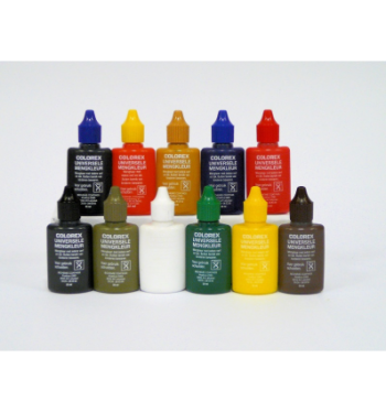 Colorex verfpigment Wit, 22 ml