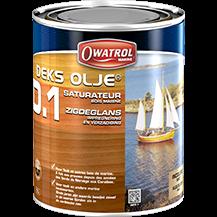 Owatrol D1 Olie, 2,5 liter