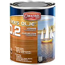 Owatrol D2 Olie, 1 liter