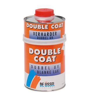 Double Coat Dubbel UV lak, set 750 ml