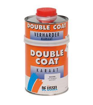 Double Coat Karaat, Dubbel UV, set 750 ml