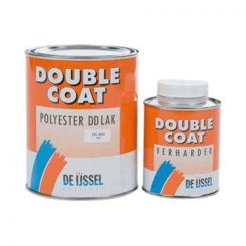 Double Coat 008 blank, Zijdeglans, 1 kg