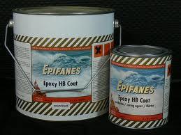 Epifanes Epoxy Coating HB, lichtgrijs, set 4 liter