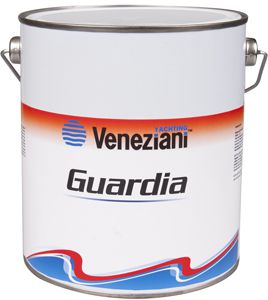 Veneziani Guardia Antifouling, koperhoudend,  10 liter, Light Red