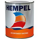 Hempel EcoPower Racing, 2,5 liter, white