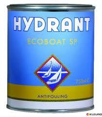 HYDRANT Ecoboat SP antifouling  Zwart,  750 ml