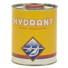 Hydrant Polyurethaan verdunning, 1 liter