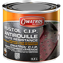 Owatrol Rustol  C.I.P., 0,75 liter