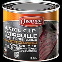 Owatrol Rustol  C.I.P., 2,5 liter