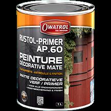Owatrol Rustol Primer AP60, 1 liter