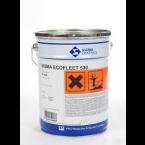 Sigma EcoFleet 290 antifouling, 20 liter, rood bruin (export of beroepsvaart)