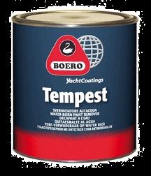 Boero Tempest, watergedragen verfverwiideraar, 750 ml