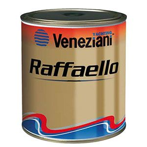 Veneziani Raffaello Antifouling, koperhoudend, 750 ml, White