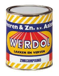 Werdol Zinkcompound,  4 liter