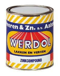 Werdol Zinkcompound,  2 liter